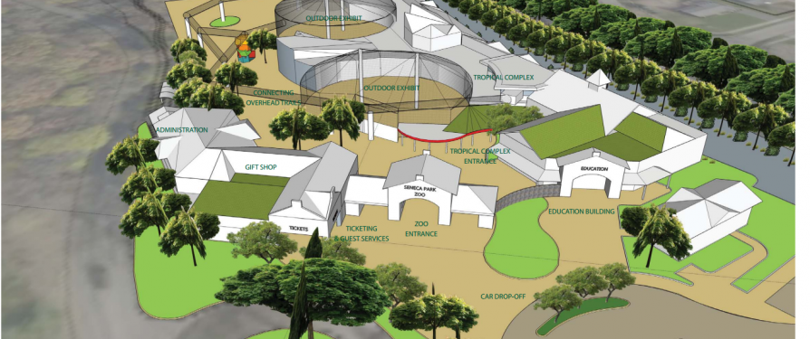 D&C — Rochester's zoo will undergo ambitious renovation